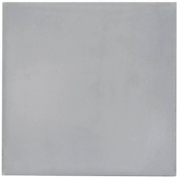 Carreau ciment UNI gris foncé 20x20cm EP.16mm