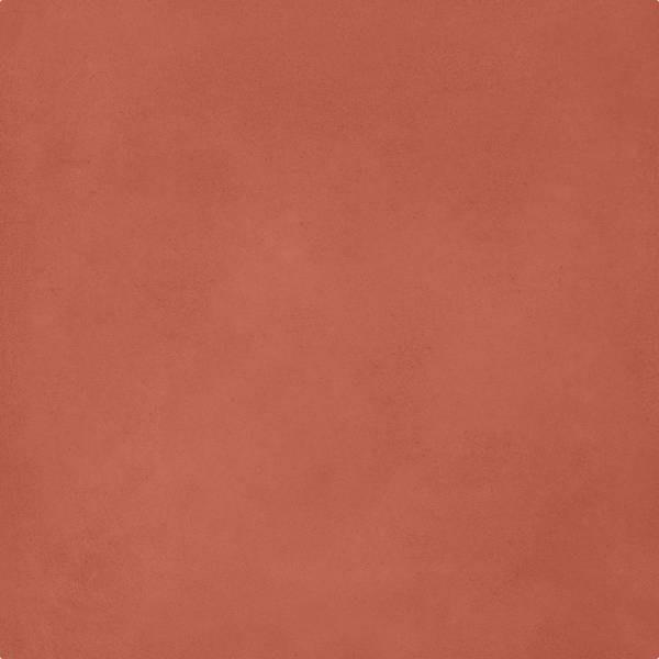 Carreau ciment UNI rouge 20x20cm EP.16mm