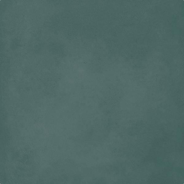 Carreau ciment UNI vert 20x20cm EP.16mm