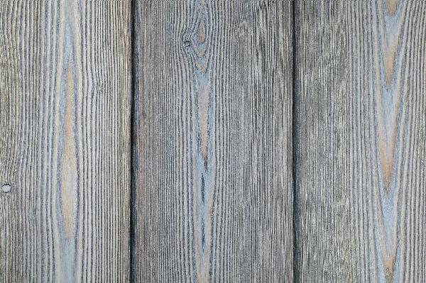 Lame noir & bois mélèze sabayon brûlé brossé blanchi 20x160mm 4,00m