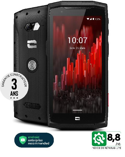 Smartphone PACK PRO CORE-M5 + chargeur Powerpack