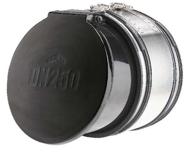 Clapet de nez anti-retour pour béton/annelé Ø500 MULTI N