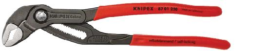 PINCE MULTIPRISE KNIPEX COBRA 250MM