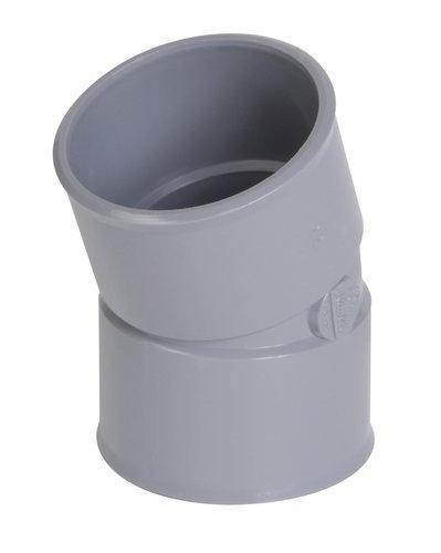 COUDE PVC Ø32MM FEMELLE-FEMELLE 20° CF22