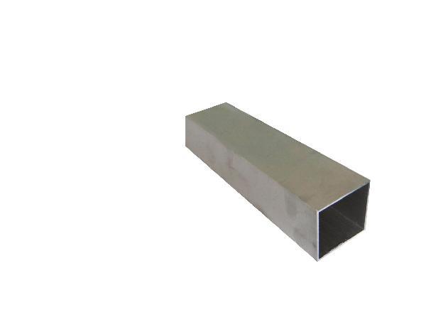 Règle de maçon alu 50 x 50mm 2,5m