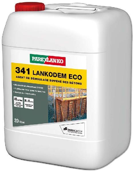 Agent de démoulage 341 LANKODEM ECO minéral bidon 20L