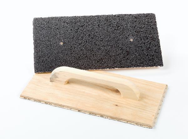 Taloche abrasive rectangulaire bois 25x50cm XELLA