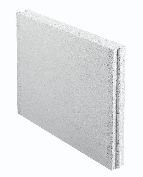 Carreau béton cellulaire à emboitement 7x50x62,5cm