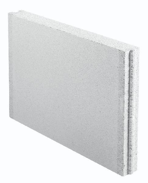 Carreau béton cellulaire à emboitement 10x50x62,5cm