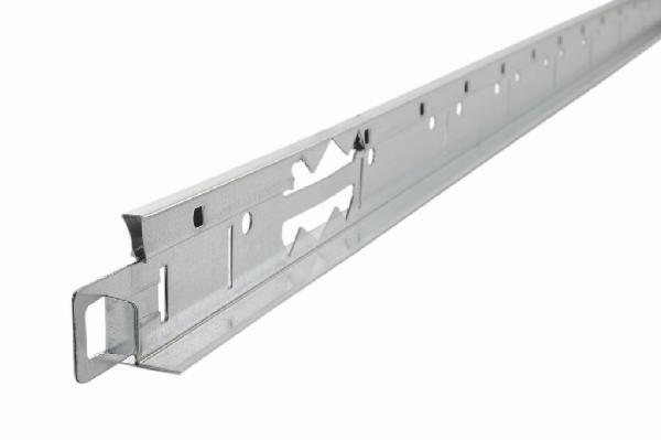 Porteur à clic TP4024SB 37x24mm super blanc 3,60m