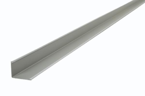 Cornière de rive CP5019SB 19x24mm super blanc 3,00m
