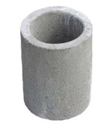 Cloche béton pour vanne