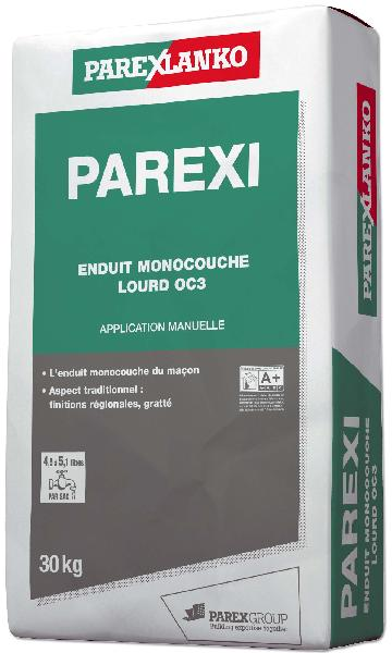 Enduit PAREXI R80 30Kg