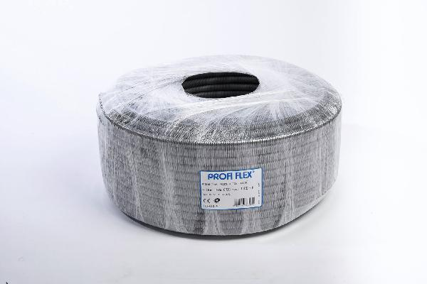 Gaine ICTA Ø16mm gris couronne 100m