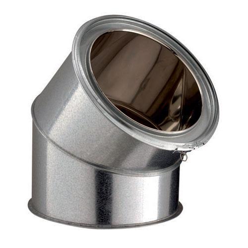 COUDE INOX-GALV.EC45-230