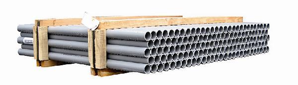 Tuyau PVC M1 Ø32mm 4m