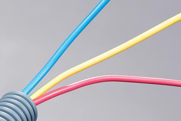 Drain PVC agricole perforé Ø65 50m