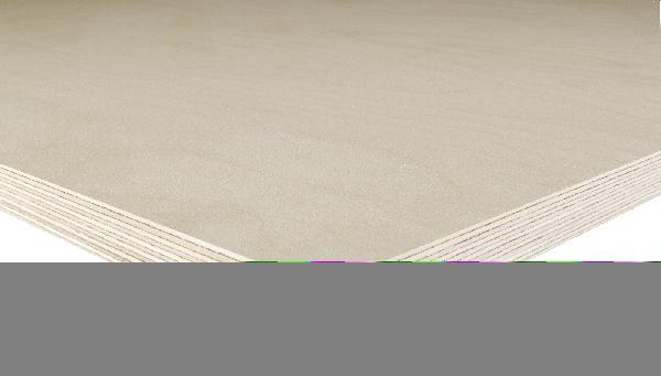 Panneau contreplaqué bouleau WBP WISA BIRCH choix S/BB 30x3050x1525mm
