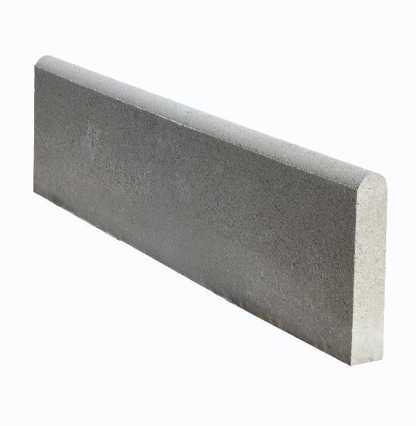 Bordure béton P1 grise classe U+D 1m
