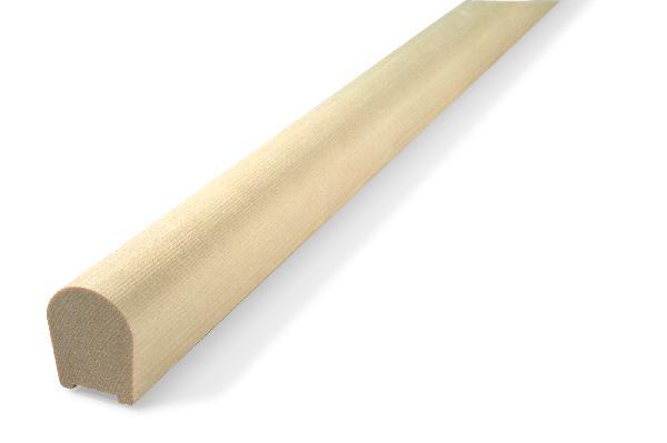 Rampe sapin design 41x51mm 2,40m