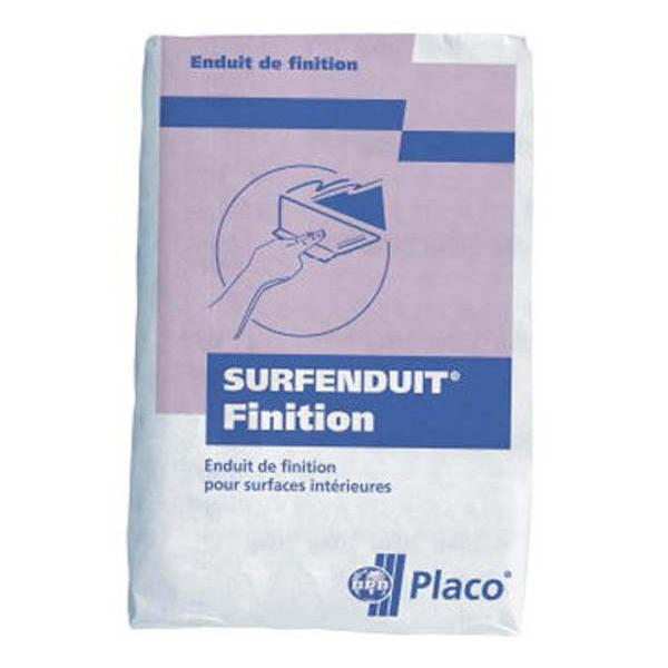 Enduit multifonction intérieur poudre SURFENDUIT FINITION sac 25kg