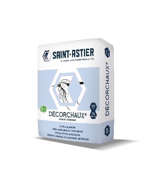 Chaux DECORCHAUX CL 90 poudre 20Kg