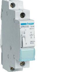 Télérupteur unipolaire 16A 1F 230V