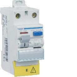 Interrupteur différentiel 2P 40A AC 230V 30mA