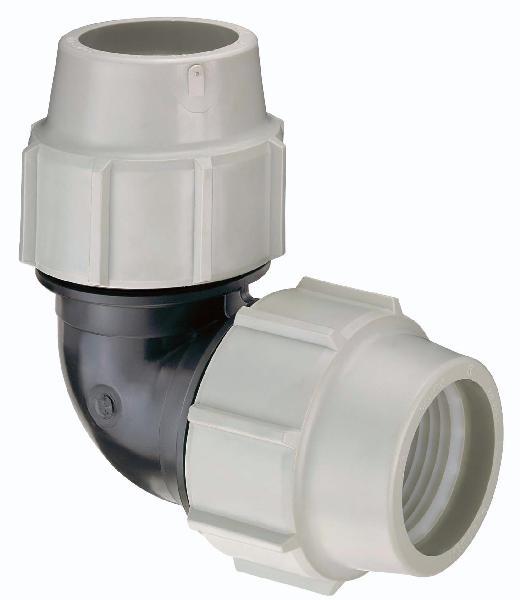 Coude à compression Ø025 90° série 7