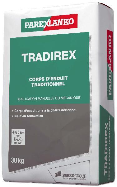Sous enduit TRADIREX sac 30kg
