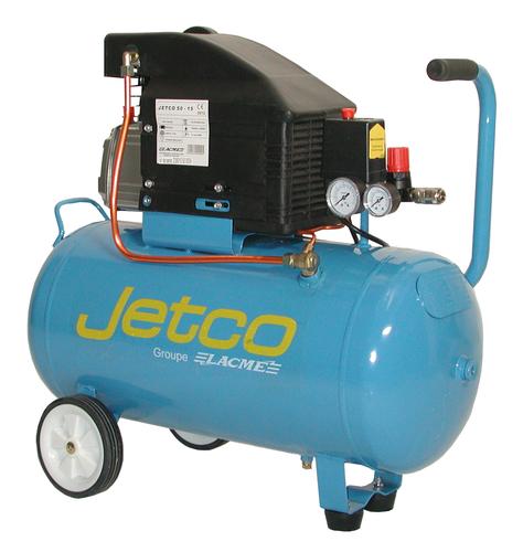 Compresseur JETCO 8bar 50L 2Cv