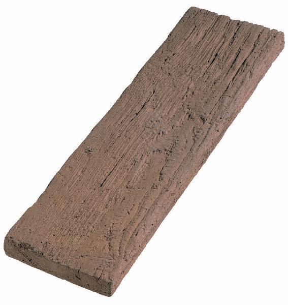Traverse SHERWOOD béton 22,5x80cm H.4,5cm