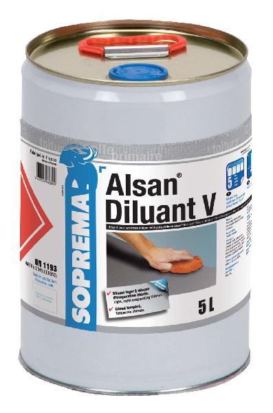 ALSAN DILUANT V BIDON 5 LITRES
