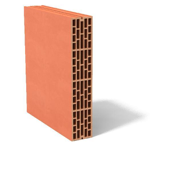 Brique terre cuite CARROFLAM 50x45x9.6cm