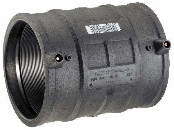 MANCHON Ø160 ELECTROSOUDABLE LIGHTFIT