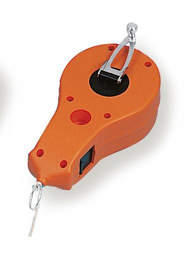 Cordeau traceur MINI-GEANT plastique 30mx2.5mm