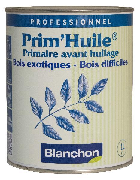 Primaire huile pour parquet incolore 1L