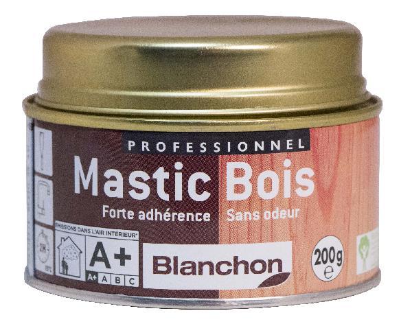 MASTIC BOIS INTERIEUR/EXTERIEUR COLLES VEGETALES CHENE CLAIR 200G | Samse.fr
