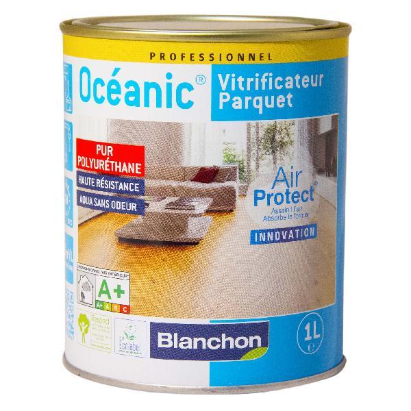 Vitrificateur OCEANIC bois brut 1L
