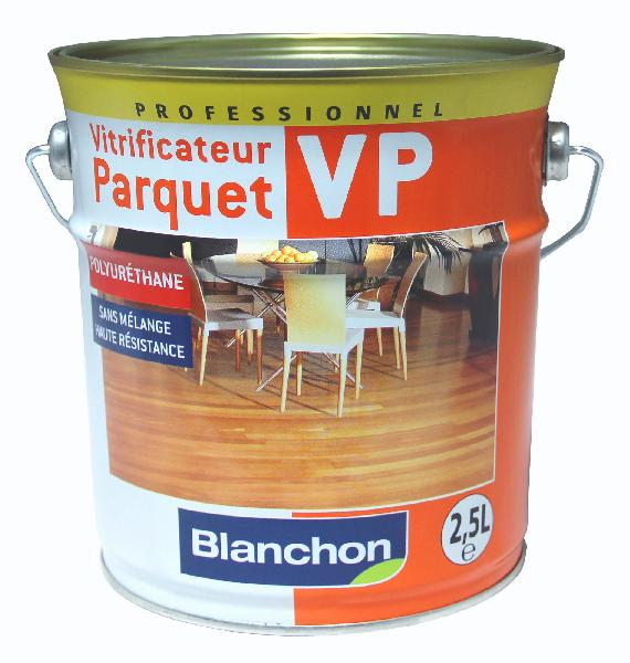 Vitrificateur parquet VP ciré naturel/mat soie 2,5L