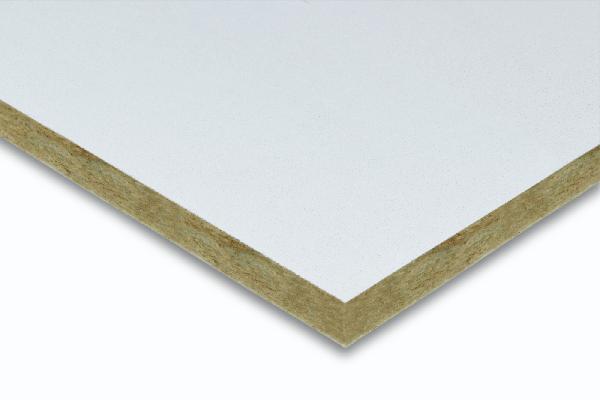 Dalle plafond soft EKLA A aw1.00 bord droit T15/T24 20mm 120x60cm