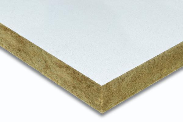 Dalle plafond soft EKLA A aw1.00 bord droit T15/T24 20mm 60x60cm