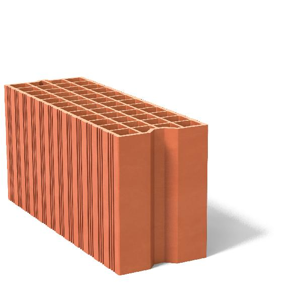 Brique de mur BGV PV 20x27,4x56cm R=0,80
