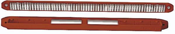 Entrée d'air standard autoréglable 15-22-30m3/h brun