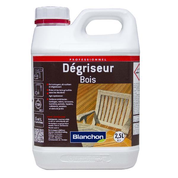 Dégriseur bois 2,5L