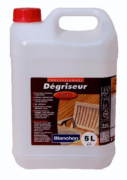 Dégriseur bois 5L