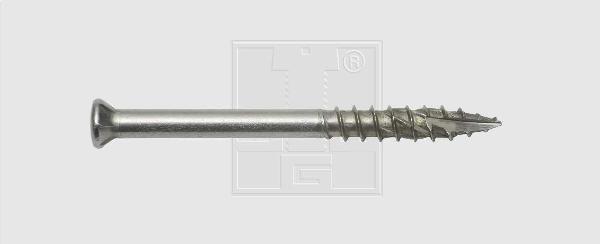 Vis terrasse torx inox A2 Ø5,5x40mm boite 140