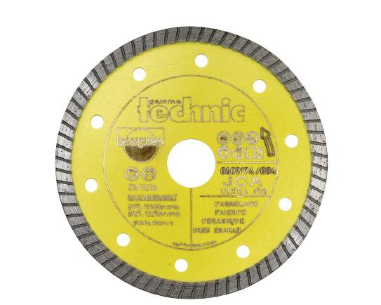 Disque diamant ultra-fin Ø125mm TECHNIC UF pour carrelage