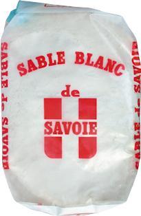 Sable 0/4 S04 blanc sac 25Kg