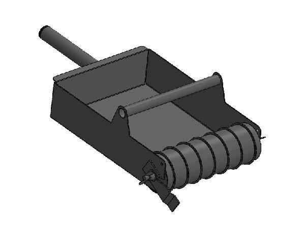 Rouleau applicateur TECHNIBLOC/TECHNITHERM R7